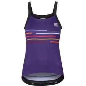 Sportful Vélodrome Top Women, violet